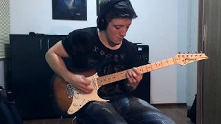 Andy Timmons - Ascension - Cover by Marcelo Campitelli
