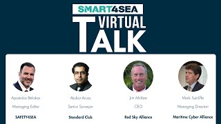 2021 SMART4SEA Talk - Becoming cyber resilient: Past, present, future