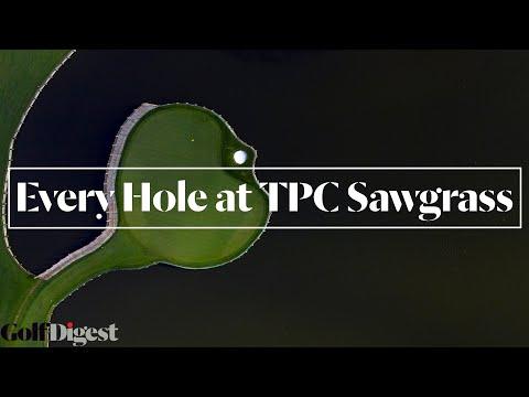 Every Hole At TPC Sawgrass Stadium Course | Golf Digest