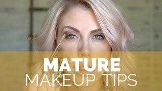 Mature Skin Makeup Tutorial [Tips 2018]
