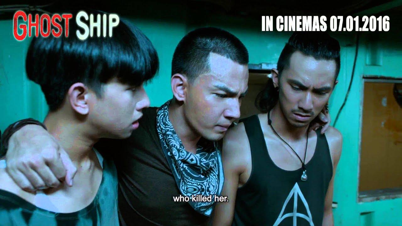 Ghost Ship (มอญซ่อนผี 猛鬼船 ) Movie Review   tiffanyyong com