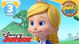 Goldie and Bear | Princess Goldie 👑 | Disney Junior UK
