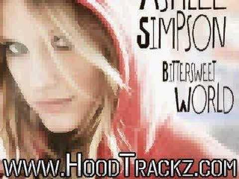 Ashlee Simpson-Bittersweet World-Hot Stuff