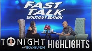TWBA: Fast Talk with Janella Salvador