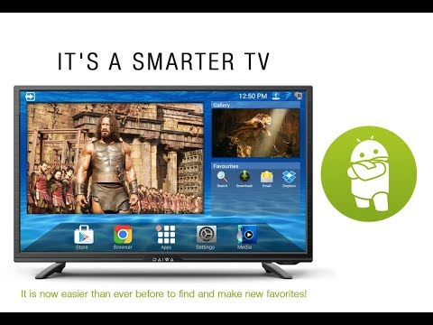 Daiwa Smart LED TV 32, 40 Inch Complete Guide | Daiwa Official