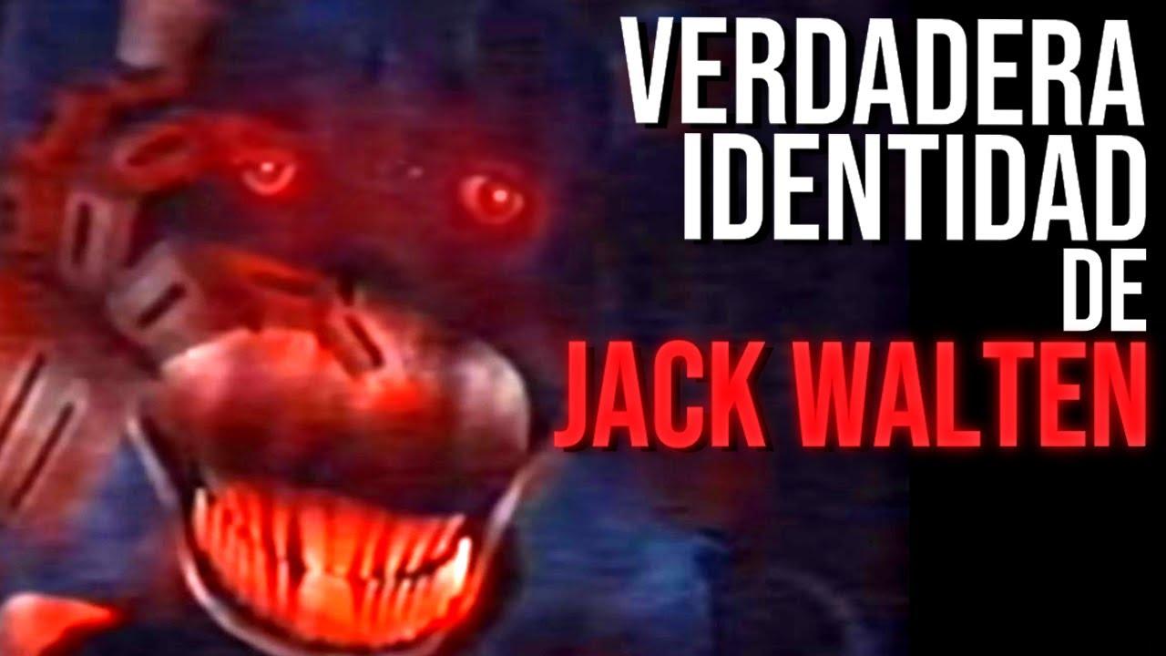 La OSCURA Faceta detrás de Jack Walten | The Walten Files - Teoría