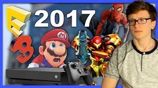 E3 2017 - Scott The Woz