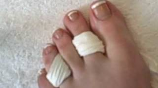 Tips and Tutorial on How To Do A French Pedicure