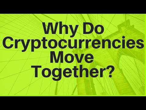 Why Do Cryptocurrencies Move Together?
