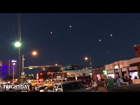 PHOENIX LIGHTS RETURN? (Austin, TX, March 13th, 2017)