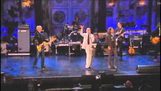 REM and Eddie Vedder perform Man on the Moon Rock Hall Inductions 2...