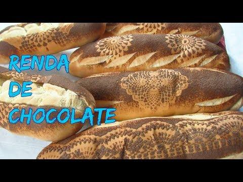 RENDA DE CHOCOLATE