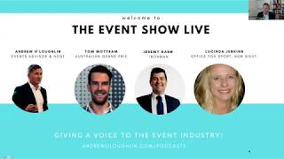 The Event Show LIVE Session 2  - April 24