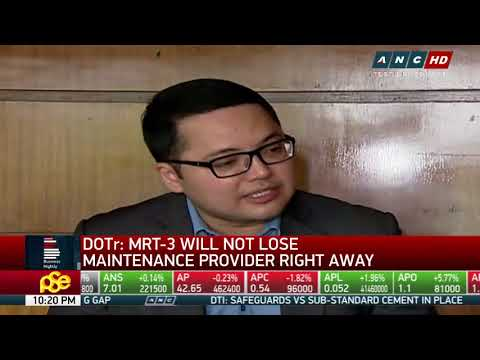 No more 'Train to Busan'? DOTr ends contract with MRT maintenance provider