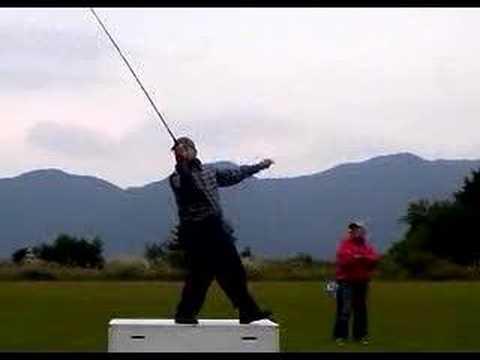 Steve Rajeff ~Fly Singlehanded Distance~