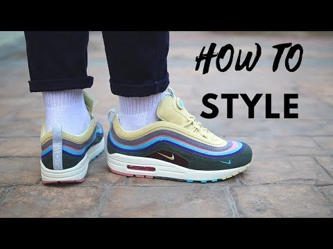 How To Style Nike Air Max 1/97 Sean Wotherspoon