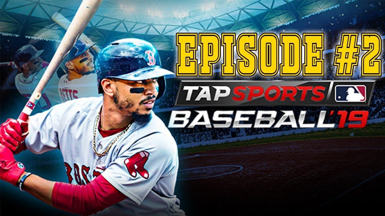 f2d8e7e67 MLB Tap Sports Baseball 2019 Walkthrough Episode 2 - First Round Draft  Picks + Competitive Games iOS