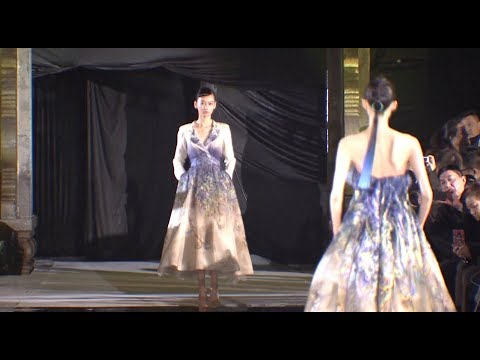 Textile Intangible Cultural Heritages Spark Vogue on Runway