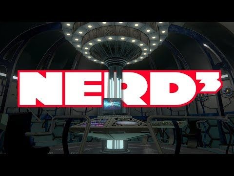 Nerd³ Plays... TARDIS VR - The Wimpiest Doctor