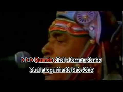 Luiz Gonzaga - Asa Branca - Karaoke