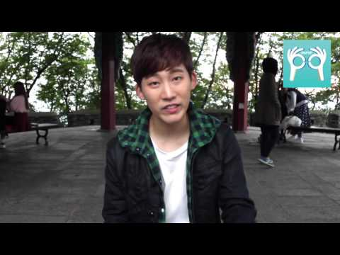 Dabit 1ST Interview in Hong Kong with OKPOP (update)