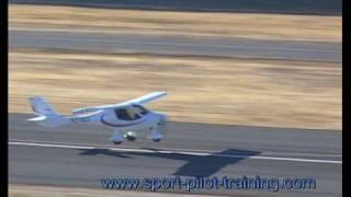 Flying Flight Design CT at Tahoe with Paul Hamilton