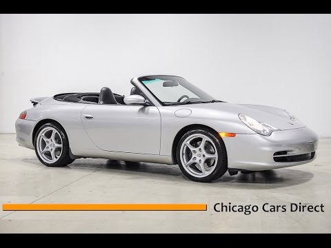 Chicago Cars Direct Reviews Presents A Porsche Carrera - Sports cars direct