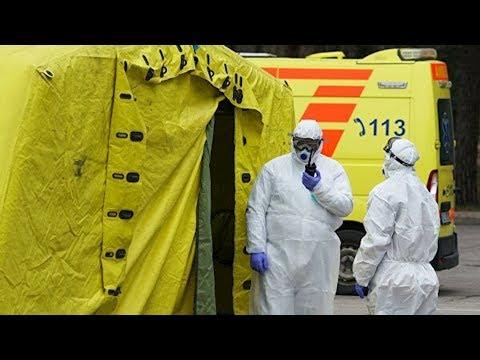 Число зараженных коронавирусом в мире увеличилось за сутки на 60 тысяч