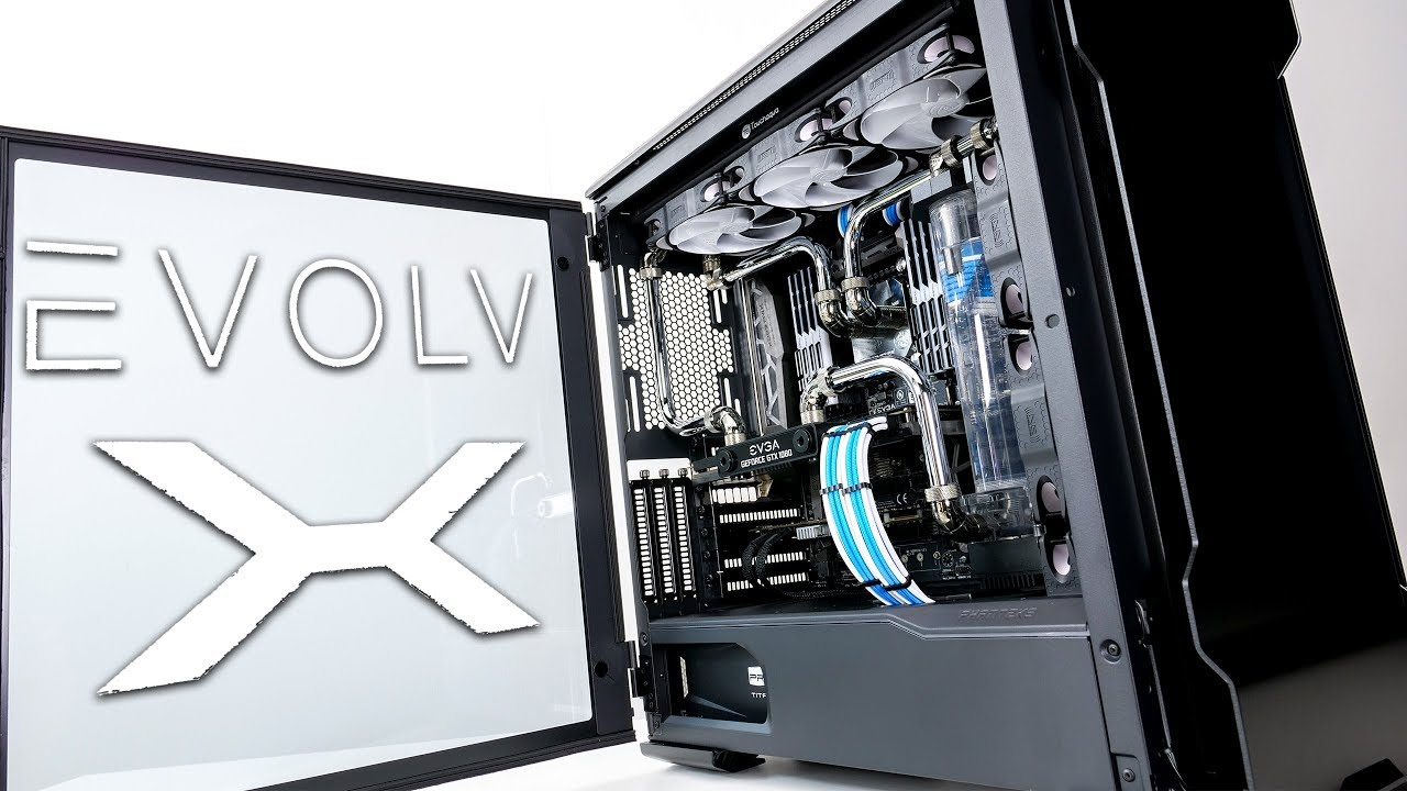 The Case Of Your Dreams Evolv X Review Water Cooled