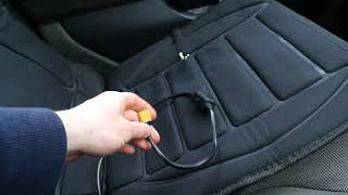 12v Heated Seat Cover Review