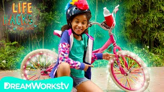 Upgrade Your Bike Hacks | LIFE HACKS FOR KIDS