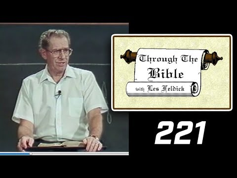 [ 221 ] Les Feldick [ Book 19 - Lesson 2 - Part 1 ] Acts 10