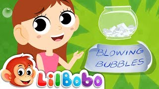 I'm Bored! | Little BoBo Nursery Rhymes - FlickBox Kids | Activities at Home