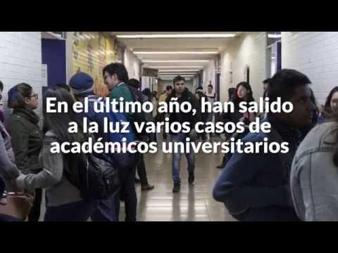 ¿Corrupción en el alma mater de México? Maestros abren un caño que huele… hasta CU, en la UNAM