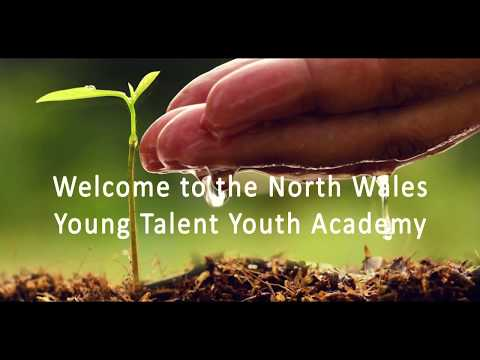 North Wales Young Talent Academy Promo
