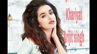 Gambar cover Khairiyat - Chhichhore /Arijit Singh/mp3 song 2019