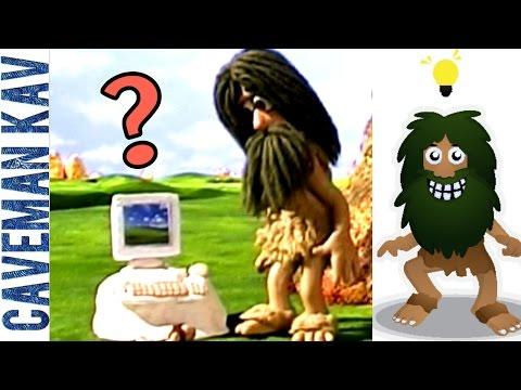 Computer - A Discovery Comedy #18 : CAVEMAN KAV