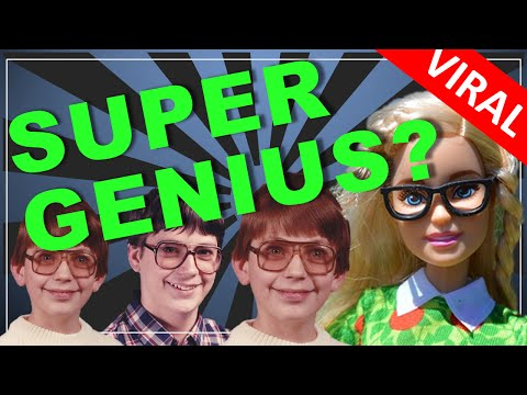 Super Genius Test: Brain teaser, logic puzzle & the hardest search image ever! (viral)