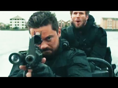 Stratton Trailer 2017 Official Dominic Cooper Movie