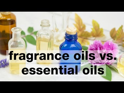 Let's Talk About Fragrance Oils and Essential Oils