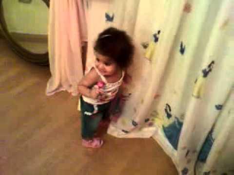 Farida El Hemely in her room 3 yrs ago :)