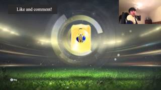 FIRST EVER TEAM OF THE YEAR PACK OPENING!!- Fifa 15 Ultimate Team Pack Opening Thumbnail