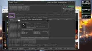 Steamer   Сканер инвентарей Dota2   CSGO   STEAM   TF2