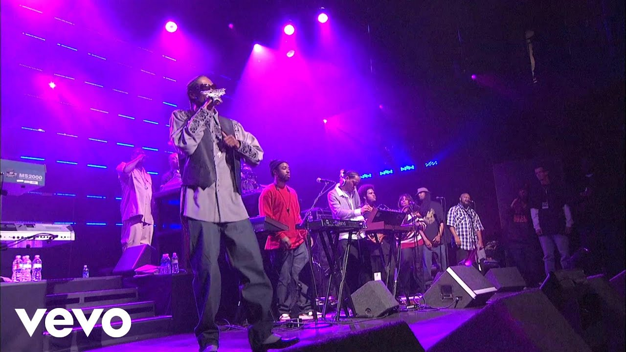 Download Snoop Dogg - Been Around Tha World (Live at the Avalon)