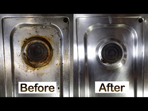 How to Clean Stove | How to Clean Gas Stove at Home | Stove Cleaning