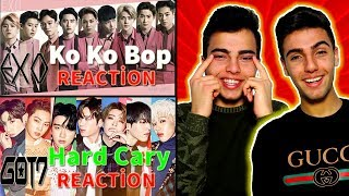 K-POP TEPKİ !!   Exo & Got7   KoKoBop Reaction - Hard Carry Reaction