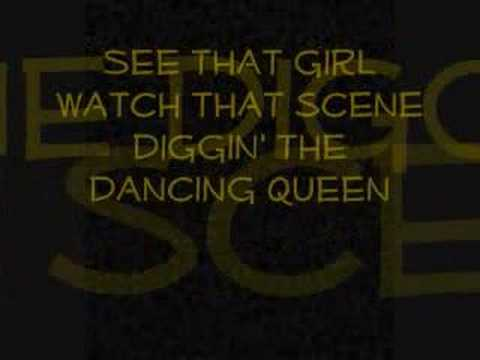Dancing Queen Lyrics