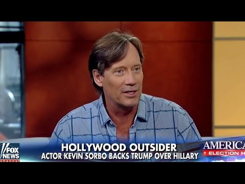 Kevin Sorbo: Why He Thinks Jesus Would Vote for Trump  82716