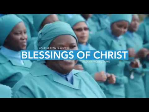 Blessings Of Christ Your Heaven Is Alive