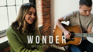 Download Shawn Mendes - Wonder (Acoustic Cover) by Kiki Halliday